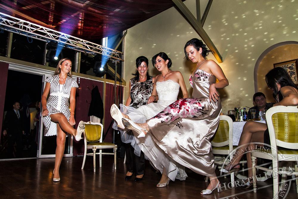 35 fotografie cu dansul miresei