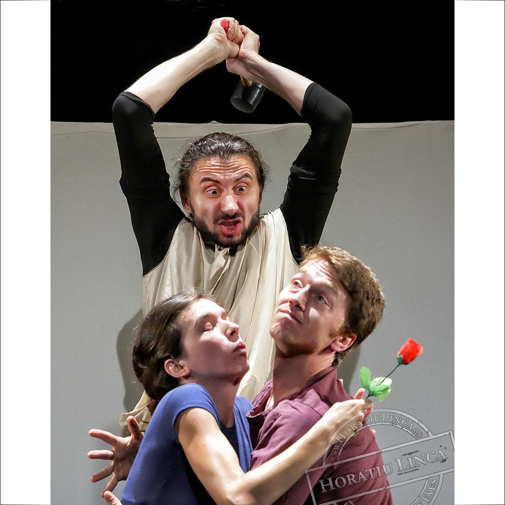 teatru – necuvinte – 05 Adrian Nour, Toni Dumitrescu si Ana Pepine copyright Horatiu Linca