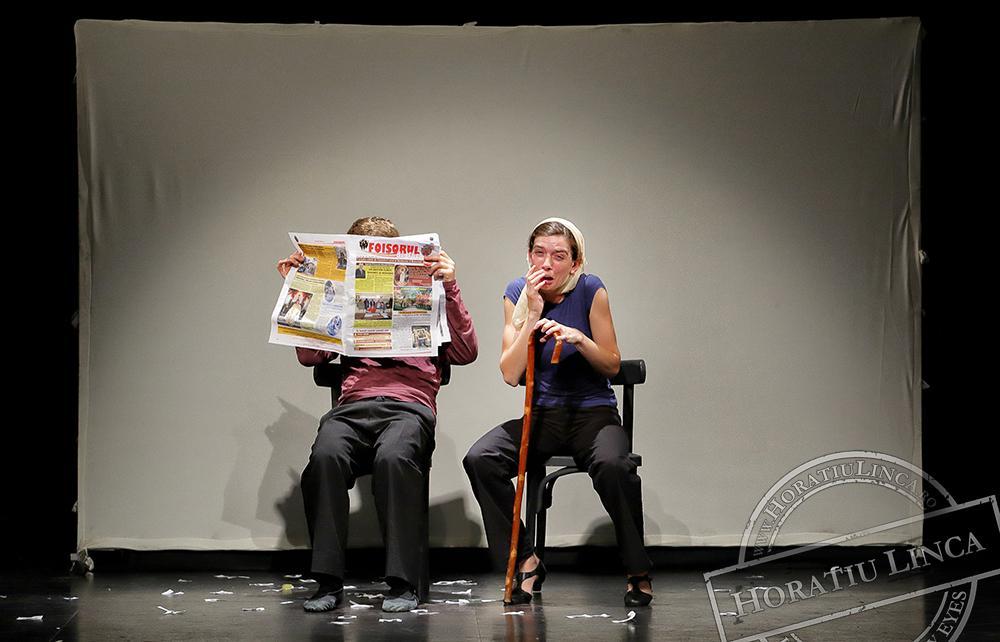 teatru – necuvinte – 22 Ana Pepine si Toni Dumitrescu copyright Horatiu Linca