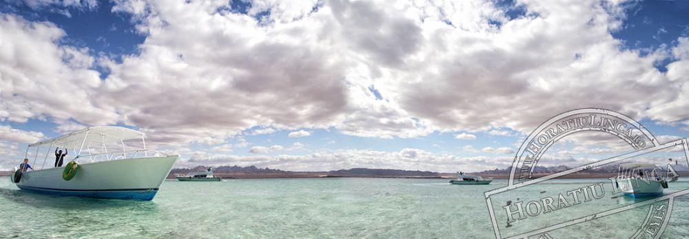 vacante si calatorii travel and living photographer fotografii din vacanta pentru agentii de turism mare soare barci nori sea sky egipt photography copyright horatiu linca