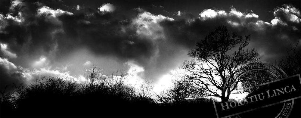 Apus Negru de Furtuna Copyright Horatiu Linca